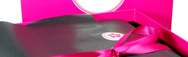 Die Pink Box im Mai 2014.