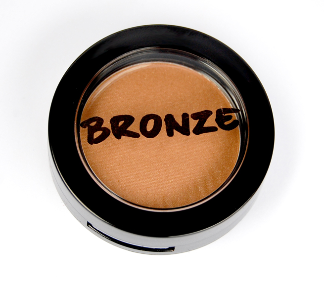 Der Bronze-Shimmer von Model Co