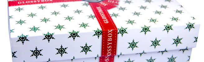 Glossybox Dezember 2014