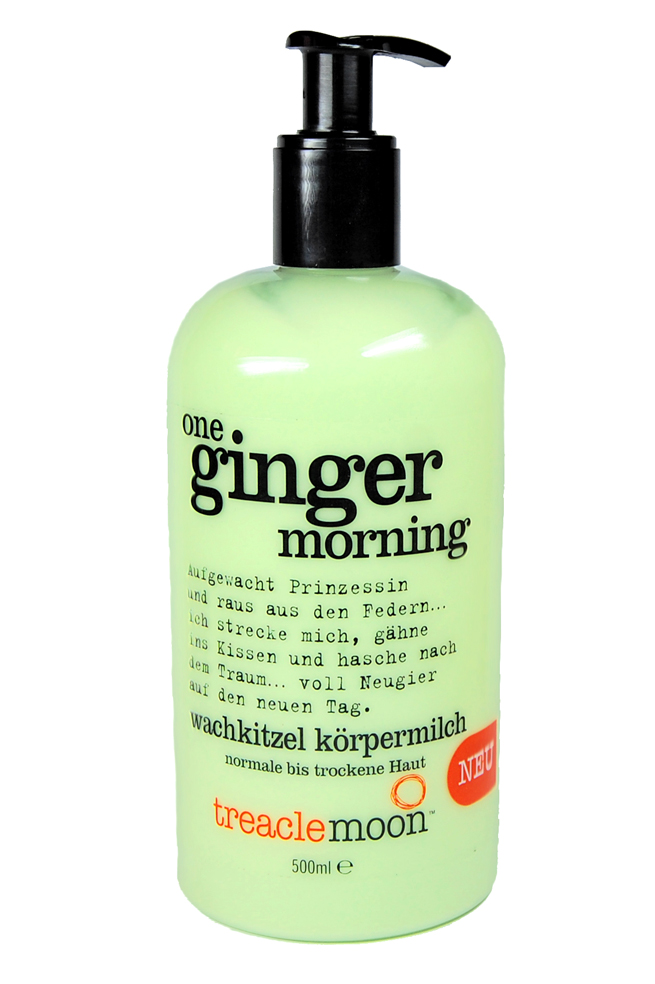 Die Treaclemoon Körpermilch One Ginger Morning.