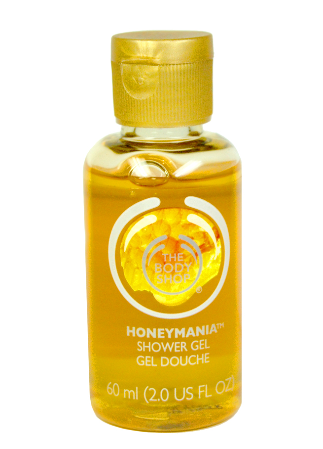Das Showergel Honeymania von The Body Shop