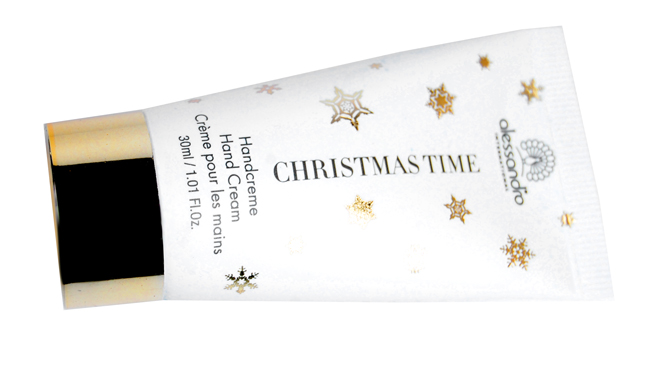Die Alessandro Christmas Time Handcreme