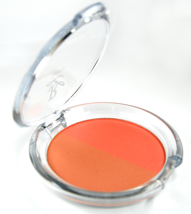 Rival de Loop Rouge Powder Duo in der Nuance Golden Sunset