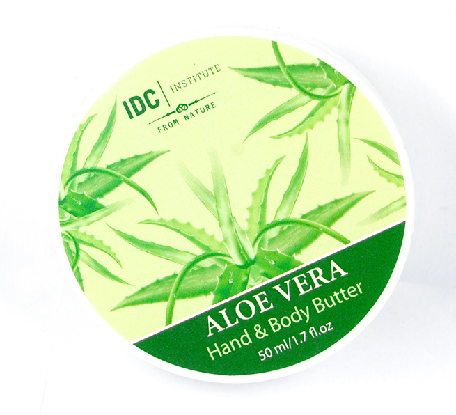 Die Body Butter Aloe Vera von From Nature.