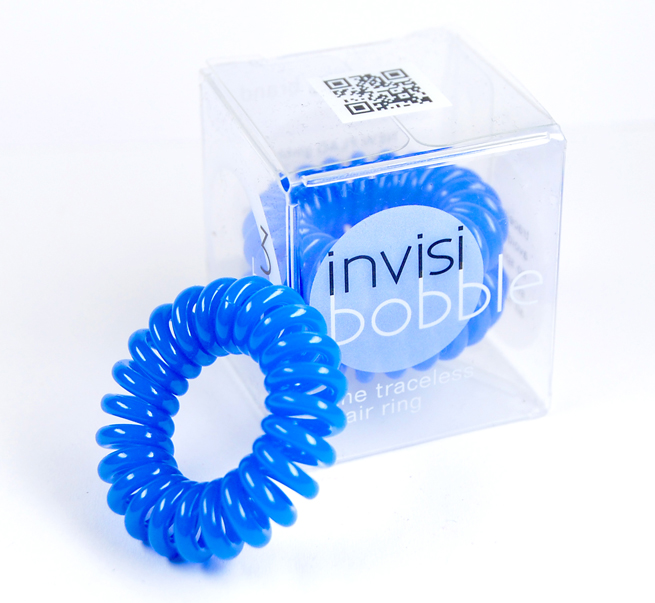 Der Invisibobble The Traceless Hair Ring.