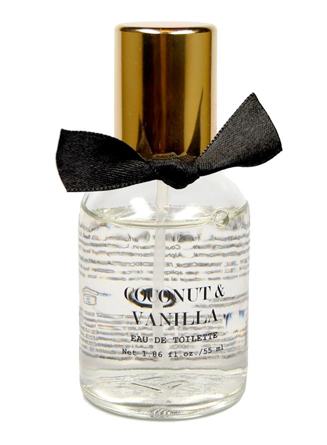 Das eau de toilette coconut vanilla