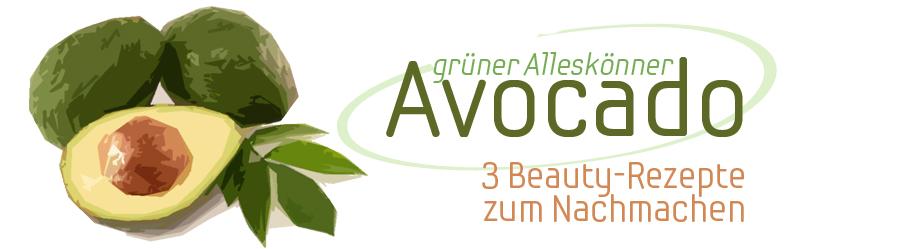 gr ner allesk nner beauty rezepte mit avocado. Black Bedroom Furniture Sets. Home Design Ideas