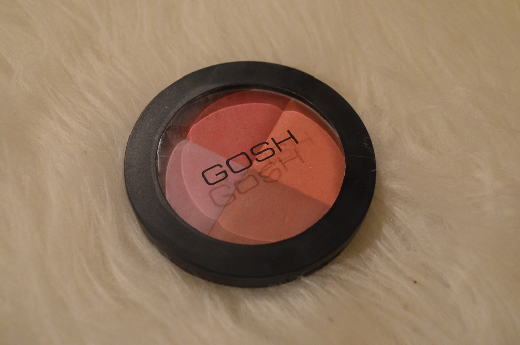 Gosh Multicolour Blush 50 Pink Pie - ca. 10€ / 10 gr
