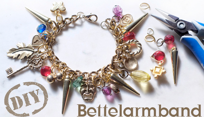 DIY Bettelarmband