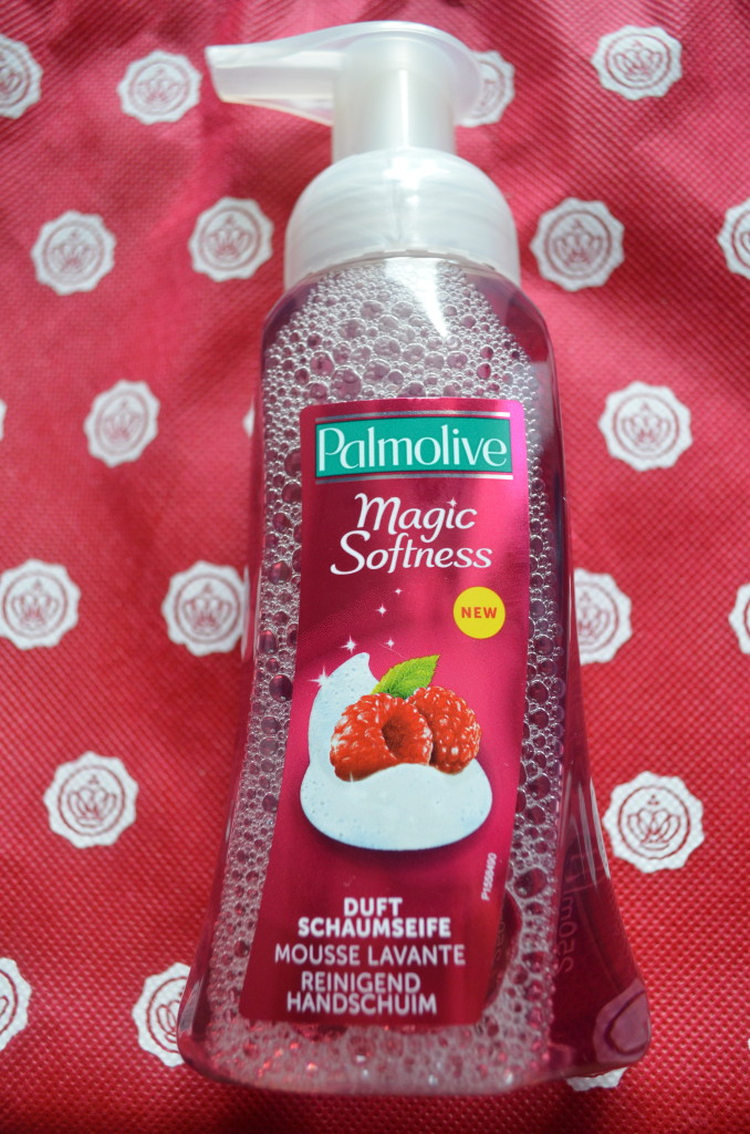 Palmolive - Magic Softness Duft Schaumseife, Originalprodukt 2,49€ / 250ml