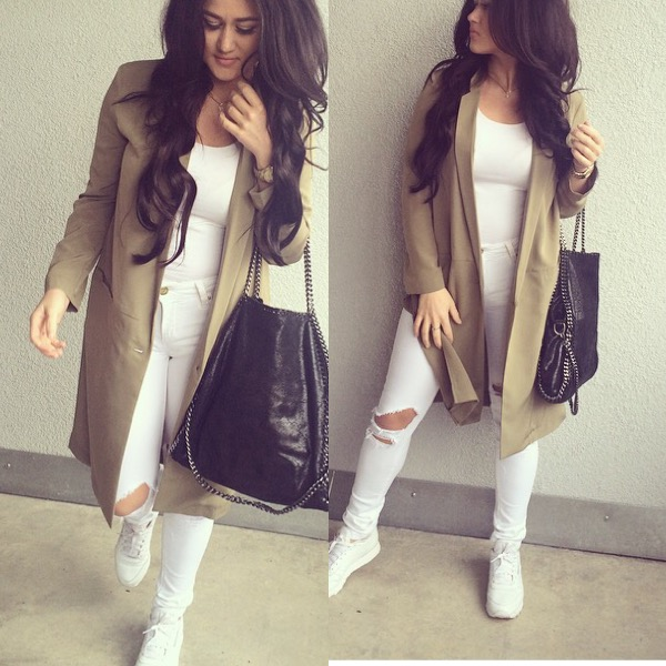 outfit leger