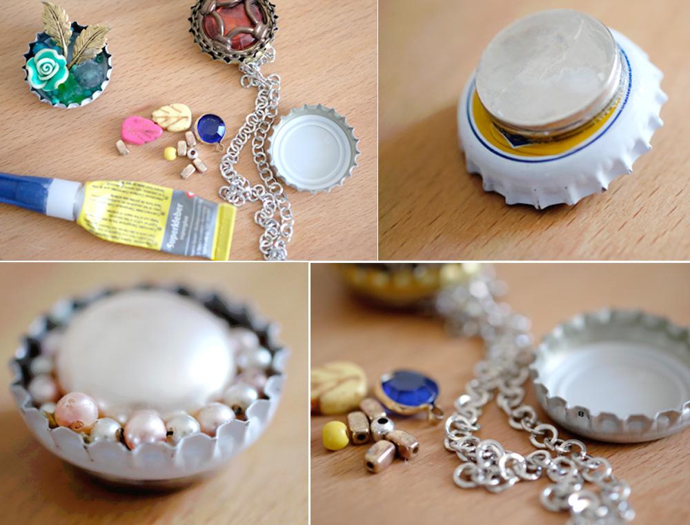Diy: Schmucke Magneten Für Den Kühlschrank Selber Machen - Diy Selber Machen