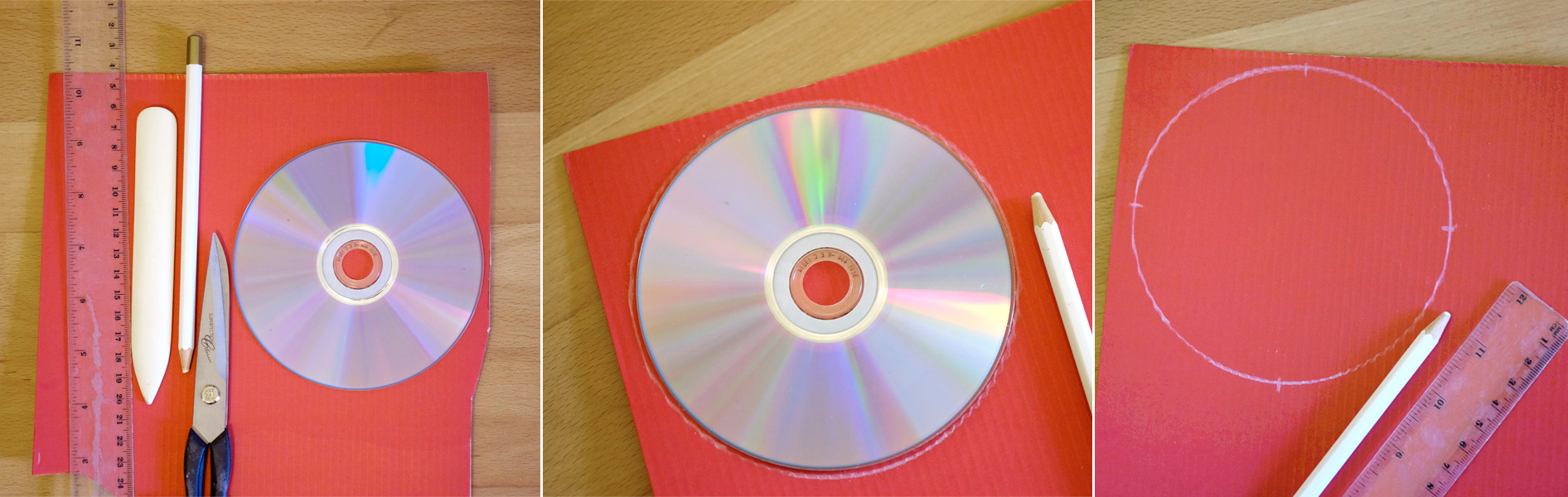 diy: geschenkverpackung aus papier selber machen -