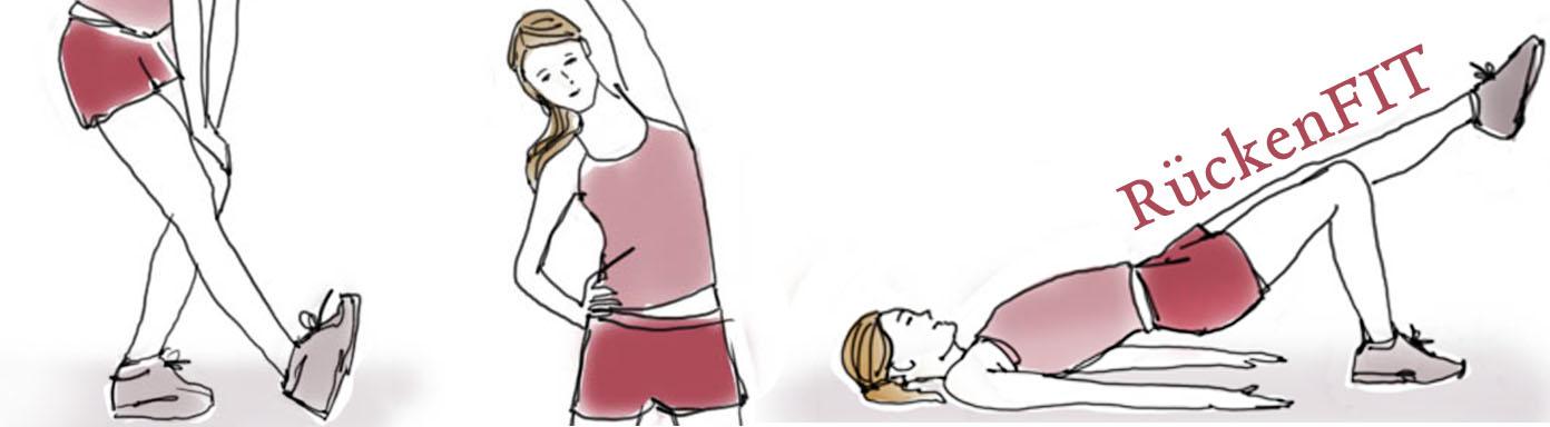 Rücken FIT: Übungen für die Rückenmuskulatur -