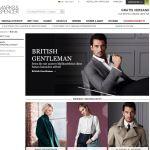Englische Mode bei Marc Spencer