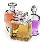 Parfum Glasflaschen
