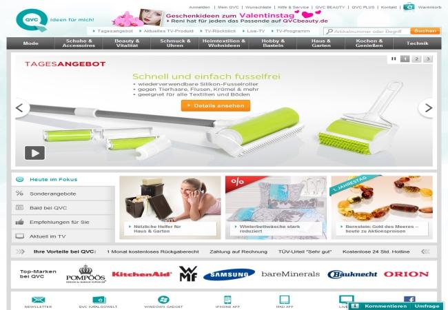 bei qvc versandkostenfrei bestellen so geht 39 s. Black Bedroom Furniture Sets. Home Design Ideas
