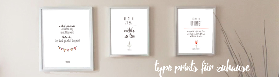typo prints freebie